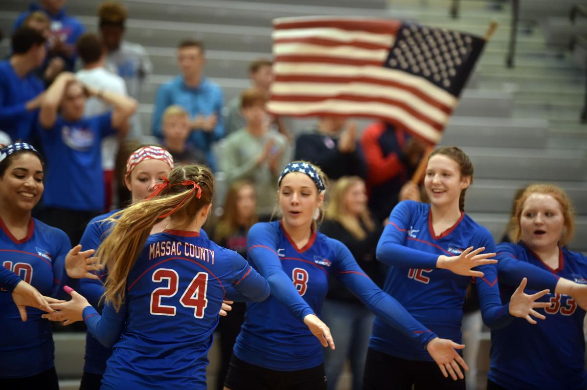 3A Regional Volleyball Championship