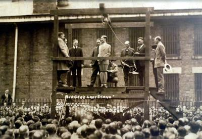 Notorious gangster Charlie Birger hanged 80 years ago