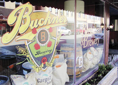 mag beer buckner window front