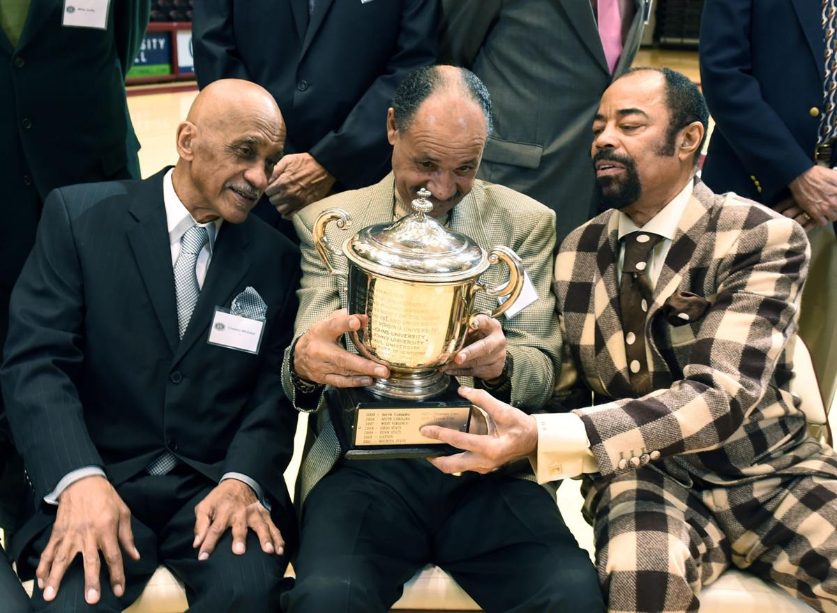 Walt Frazier selected for Small College Basketball Hall of Fame