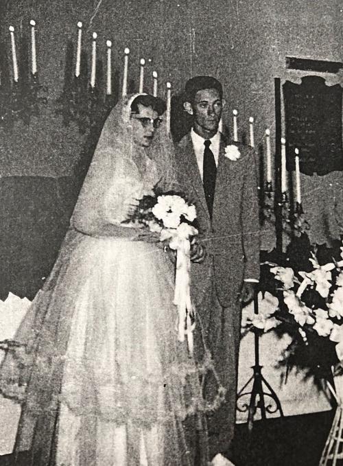 Kenneth Eugene and Carol Jean Mize