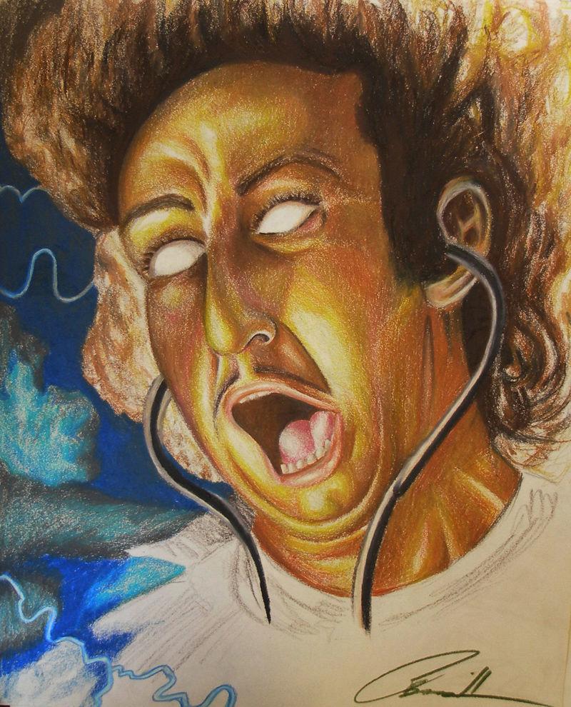 Dead is Dead colored pencil on paper by Rebekah Bass.JPG