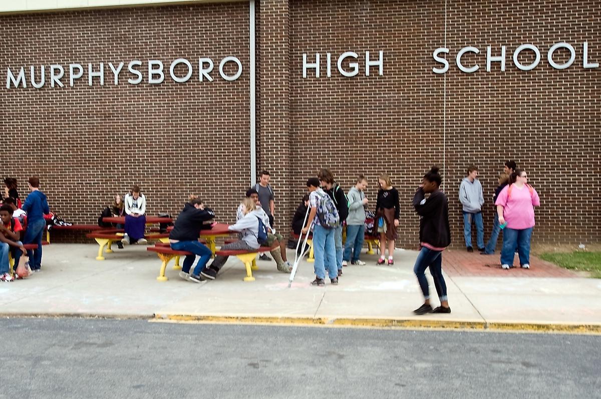 Murphysboro High School file