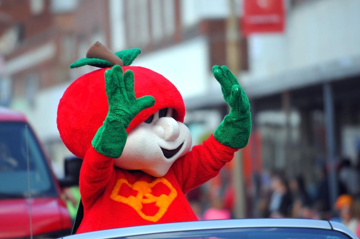 Appletime Grand Parade
