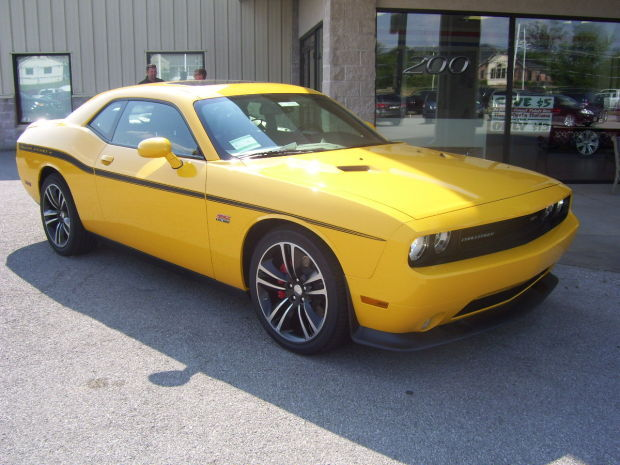 2012 Dodge Challenger Srt8 392 Coupe Thesouthern