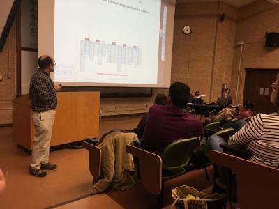 David Johnson presentation