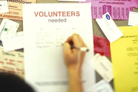 Chamber of Commerce: Participation recommended: Volunteer in your local chamber - Please turn images on