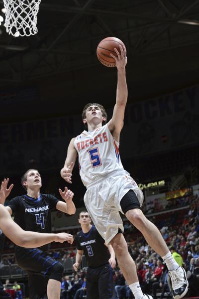 IHSA Class 1A Basketball