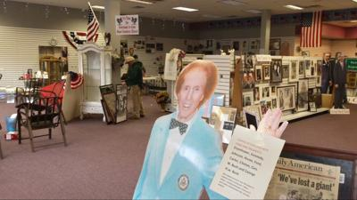 Ken Gray Museum leaves Marion mall