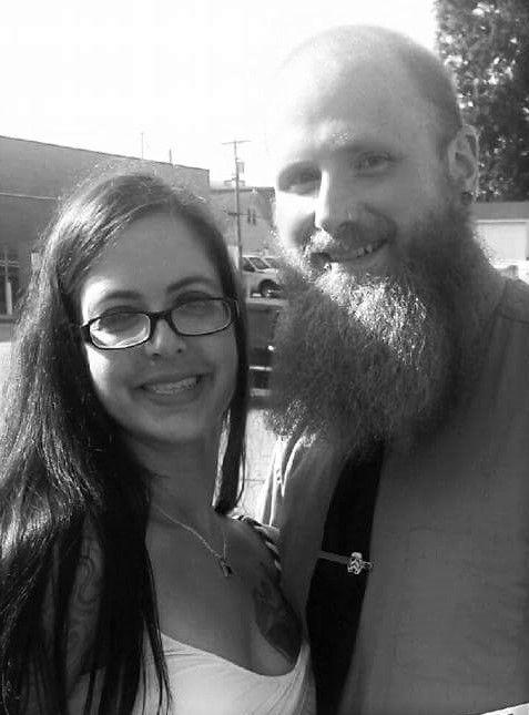 Jessica and Ryan Morgan