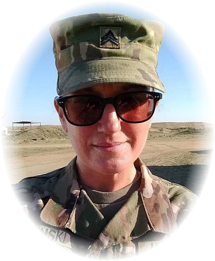 Sgt. Holli R. Bolinski