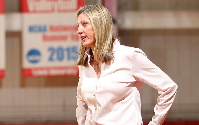 ISU wbb coach Kristen Gillespie