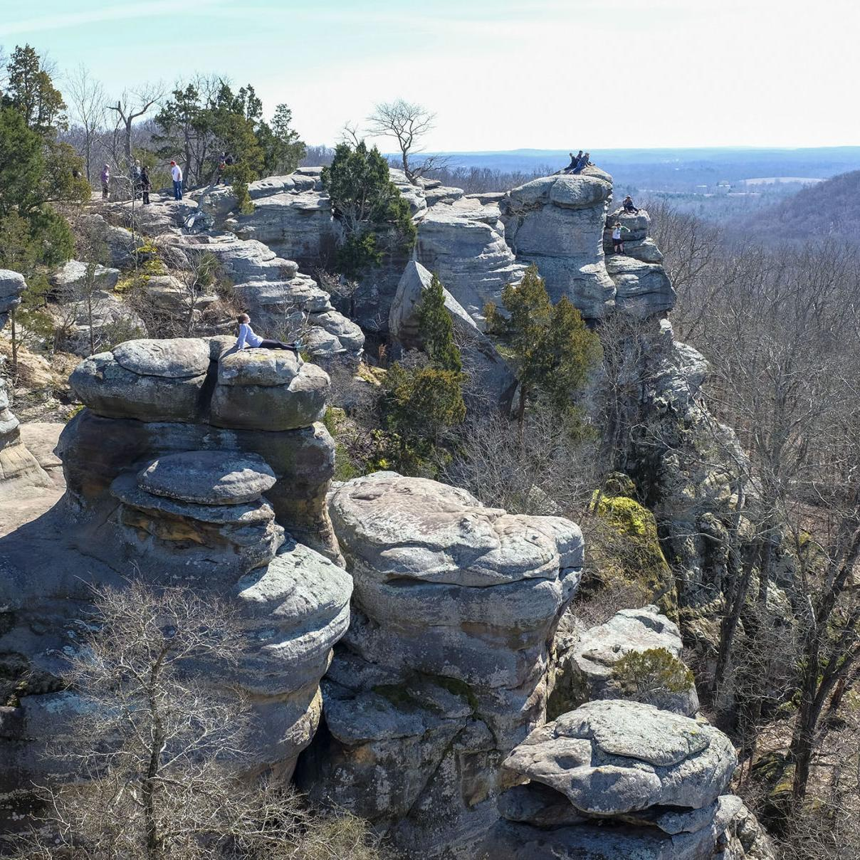 Shawnee National Forest Proposes New 5 Fee To Visit Garden