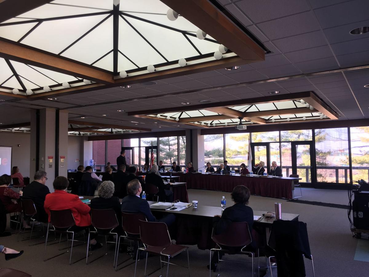 The SIU Board of Trustees convenes for a meeting on Thursday, Feb. 8 in Edwardsville