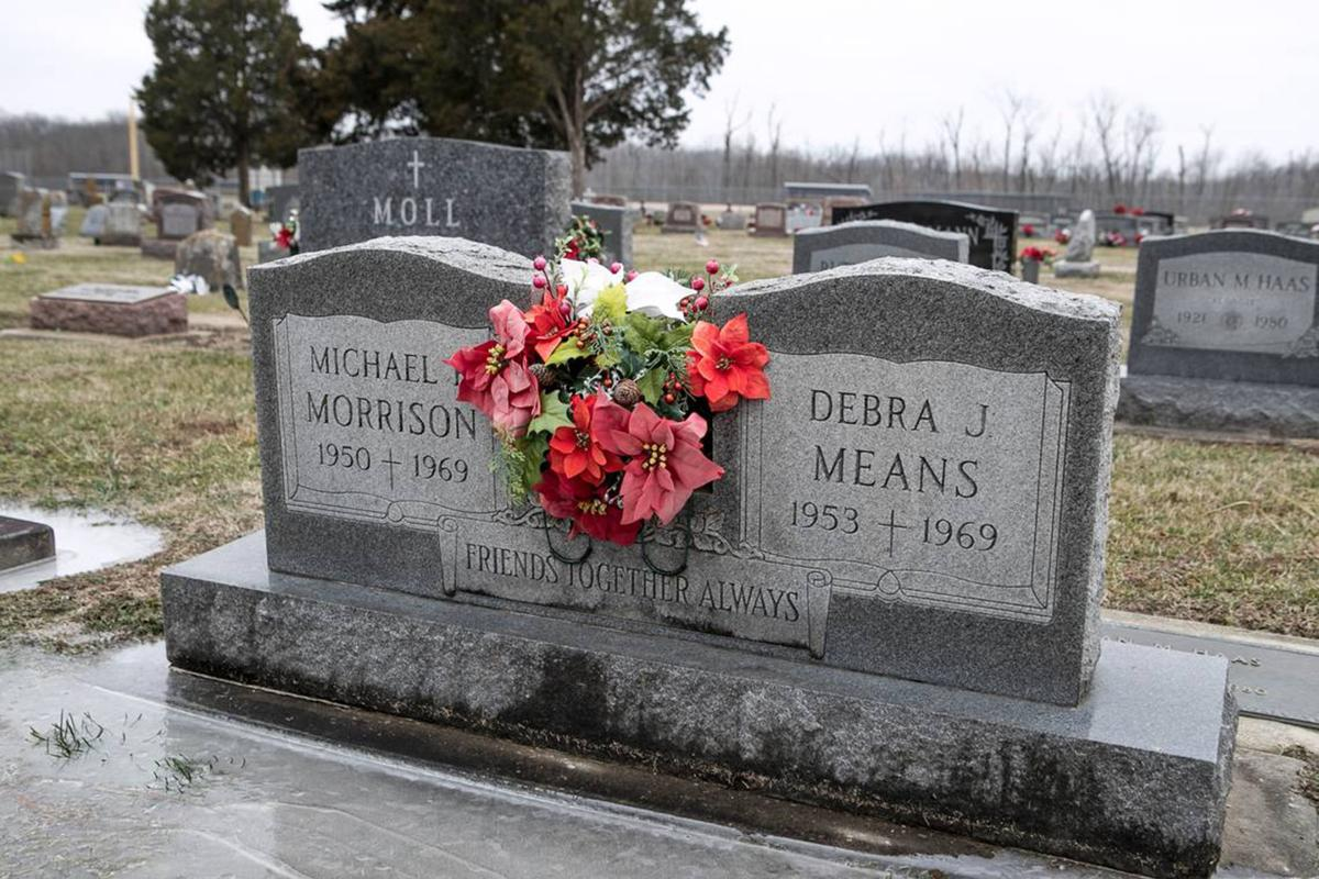 Mascoutah Murder Gravesite