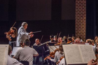 Southern Illinois Music Festival Ed Benyas