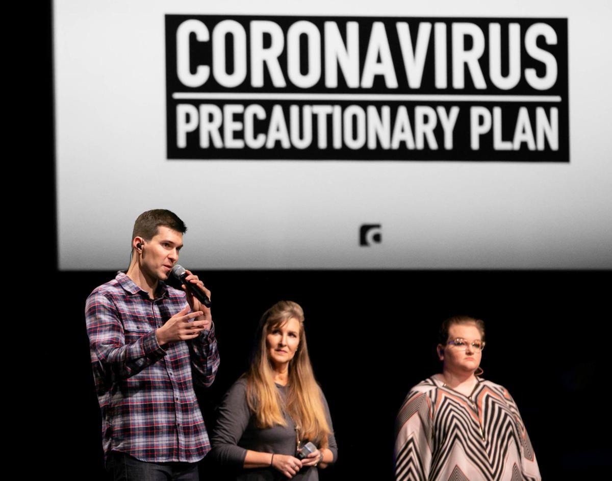Faith communities adapt weekly worship to coronavirus pandemic