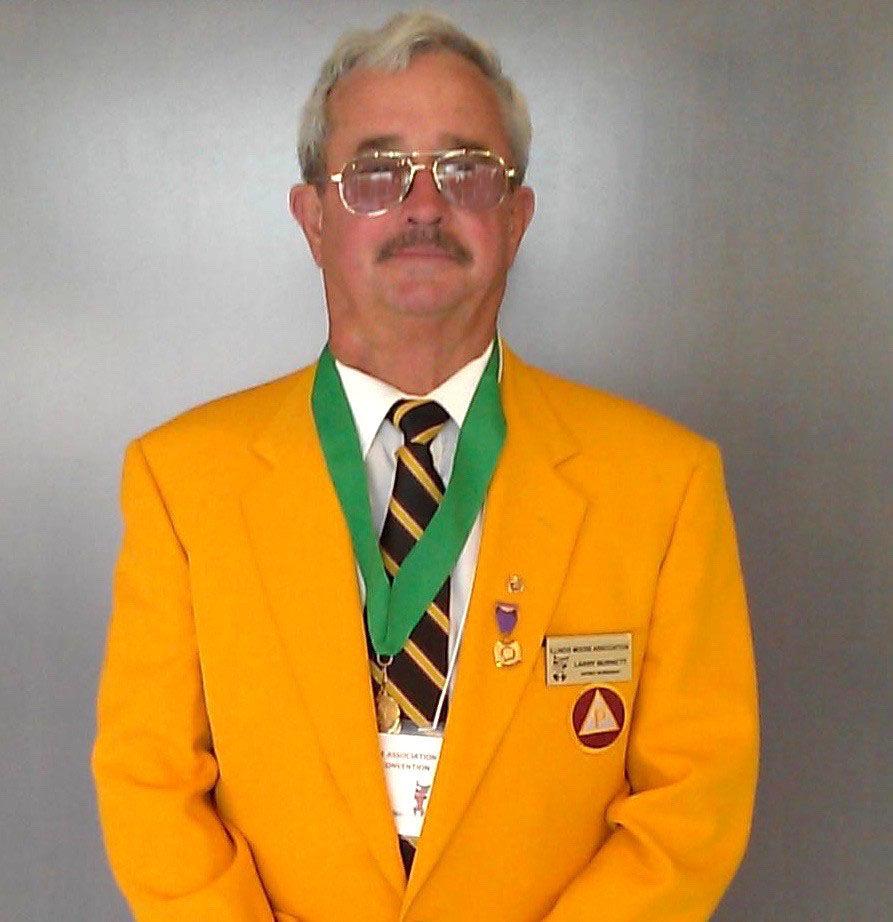 Larry E. 'Smiley' Burnett