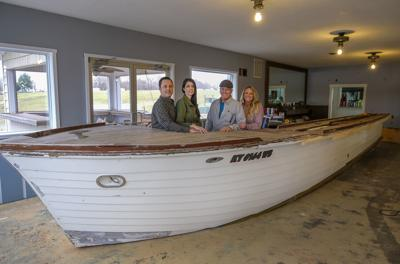 7eeea2948 New owners of Kinkaid Marina renovating restaurant