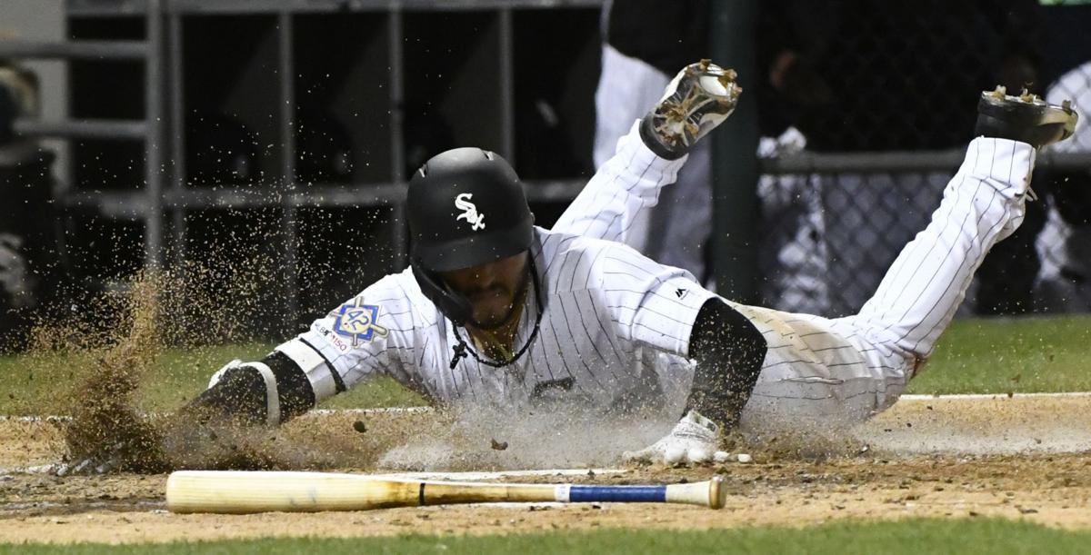 Royals White Sox Baseball