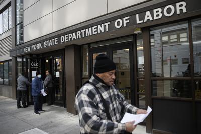 Virus-Outbreak Unemployment Benefits