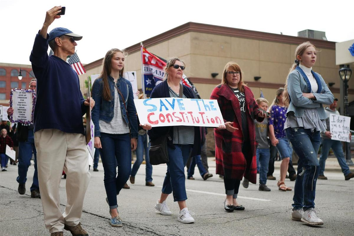 Bank-of-Springfield-Protests-Marching-052020