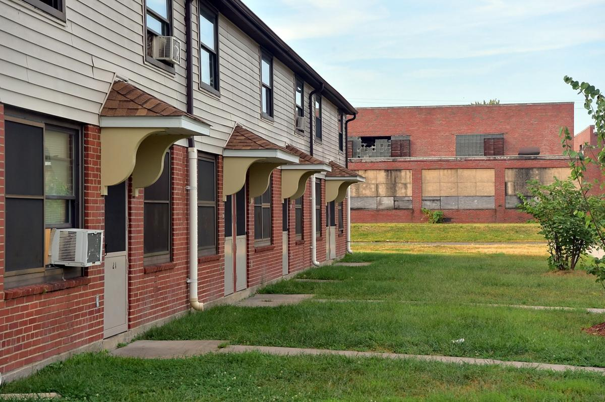 East St. Louis Public Housing