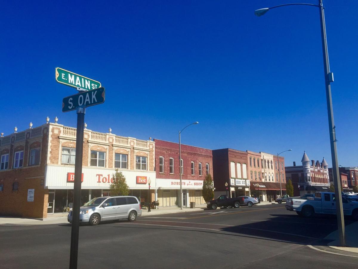 Du Quoin's Main Street