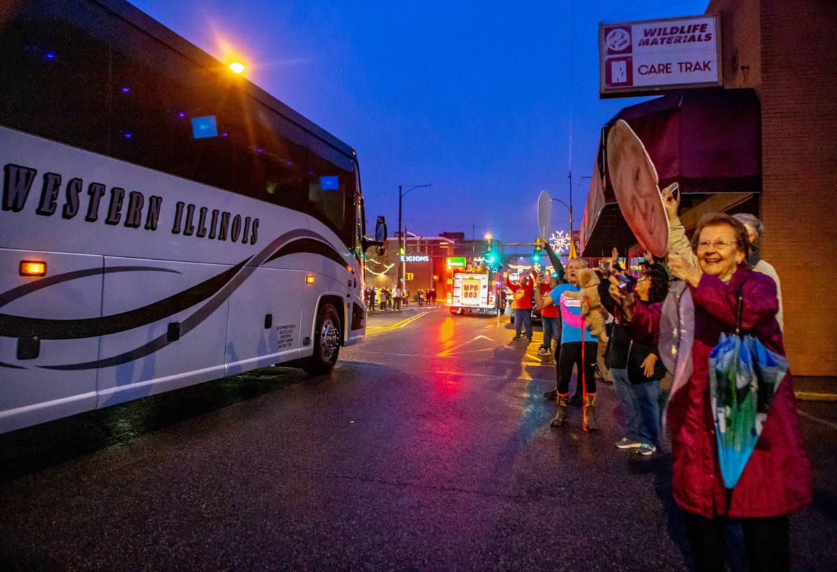 Red Devils return from IHSA Class 4A State Championship