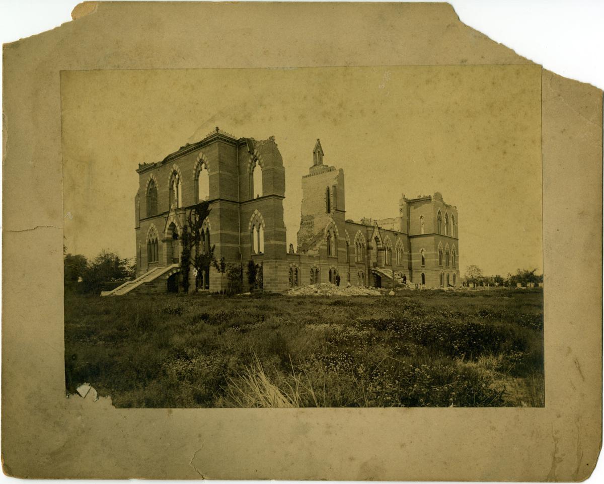 Normal Hall SIU 1883