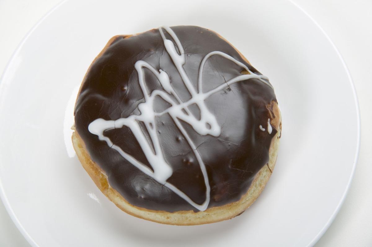 National Cream Filled Doughnut Day