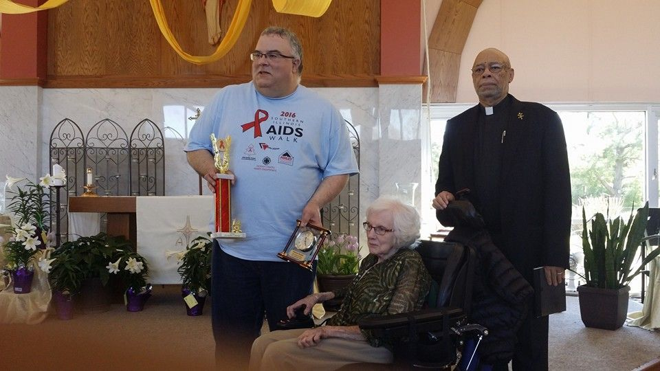 Over 200 participants gather for 19th annual Southern Illinois AIDS Walk