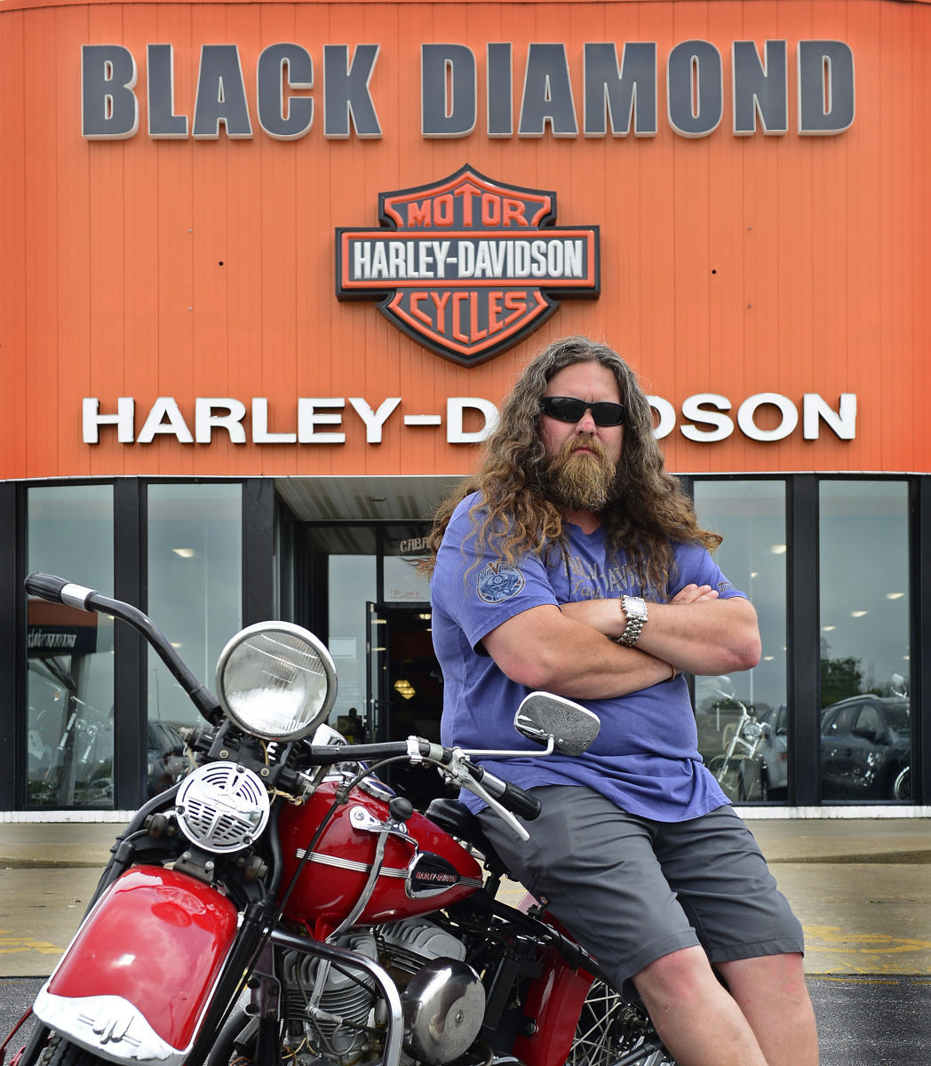 getting to know black diamond harley-davidson co-owner shad zimbro