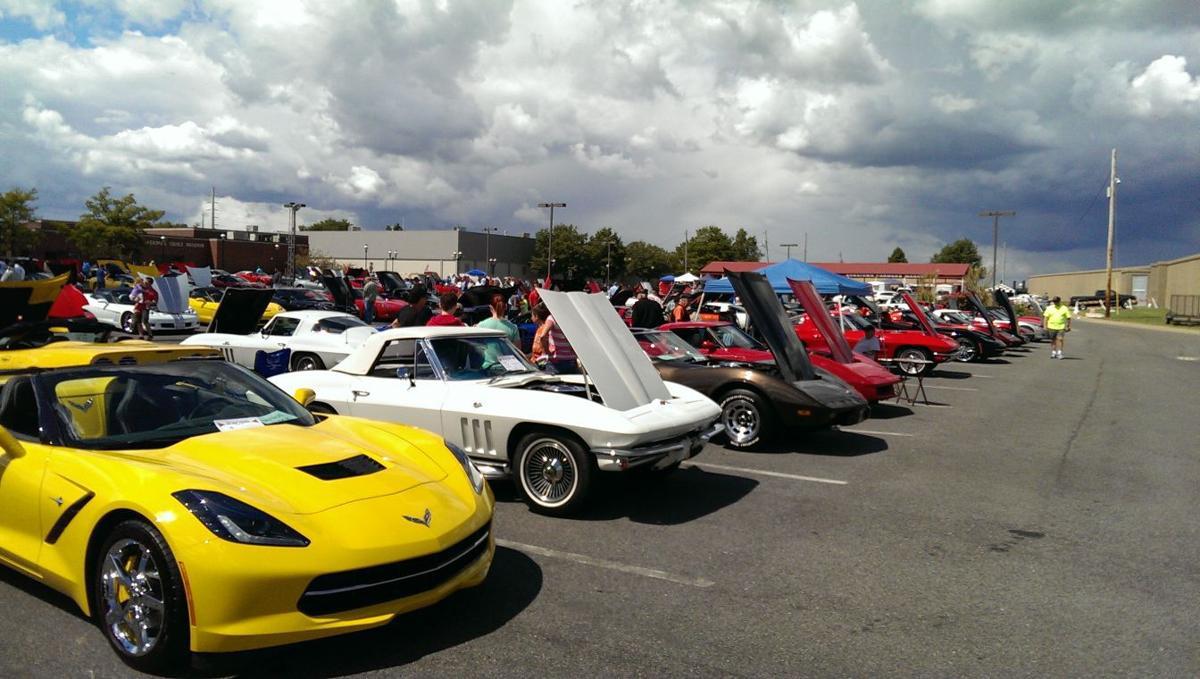 Nothing But Corvettes At Elks Car Show Entertainment Events - Car shows near me now