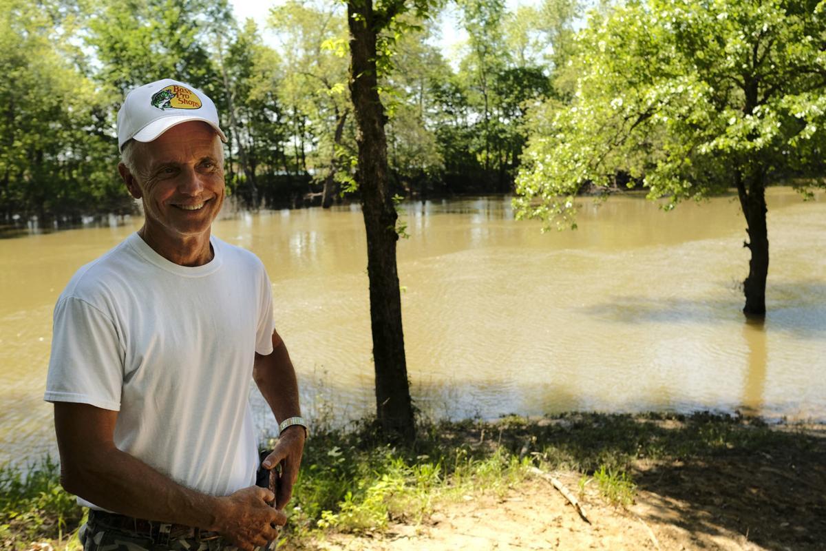 Dave Freeman river