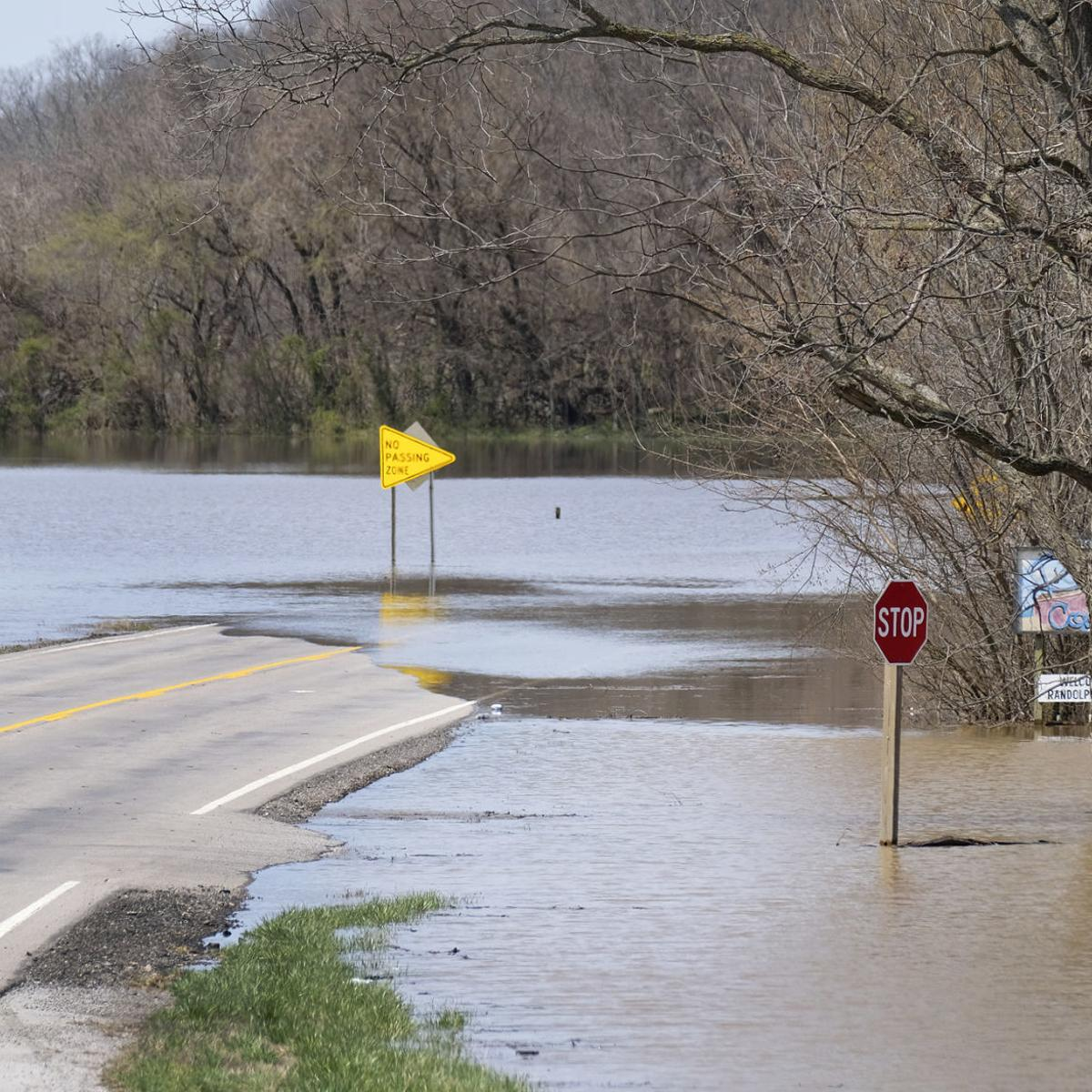Illinois governor declares 34 counties battling floods