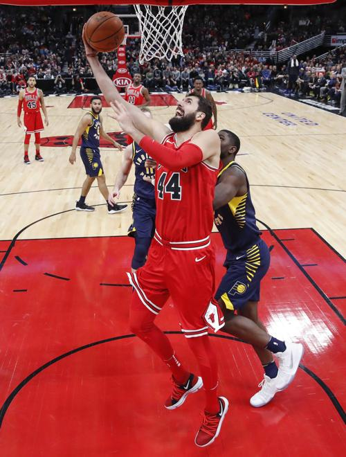Pacers Bulls Basketball Thesouthern Com
