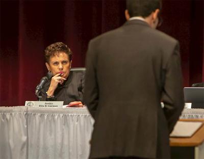 Supreme Court Hearing Garman