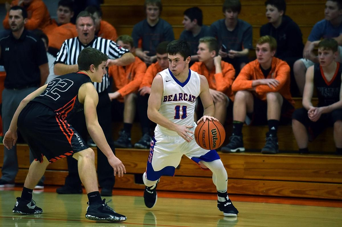 Christopher Defeats Chester in Boys Basketball