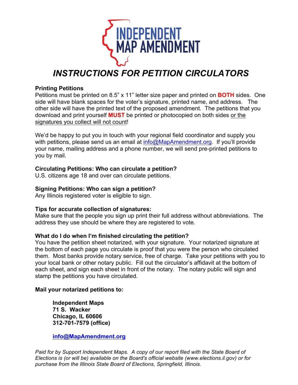 download pdf independent map amendment instructions for petition circulators