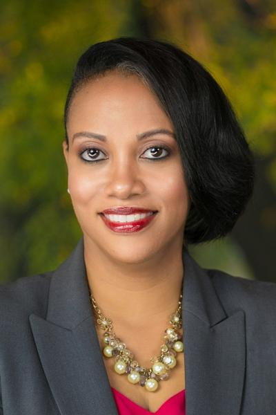 Monique Jones Forefront