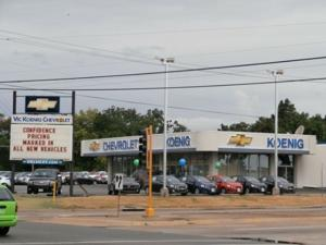 Vic Koenig Chevrolet Dealership