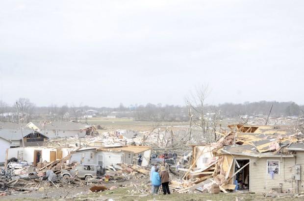 Harrisburg Storm