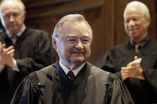 Karmeier sworn in as Illinois Supreme Court chief justice