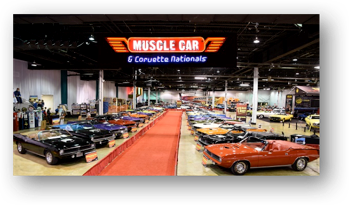 Eighth Annual Muscle Car Corvette Nationals Kick Off Saturday