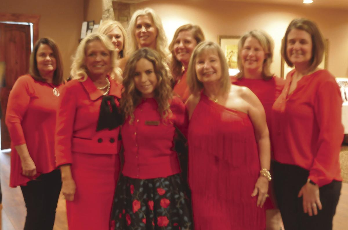 Social Seen: Go Red For Women Pursonalities Auction