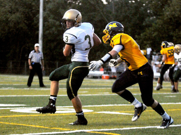 Prep Football: Marion, Harrisburg Looking For First Win