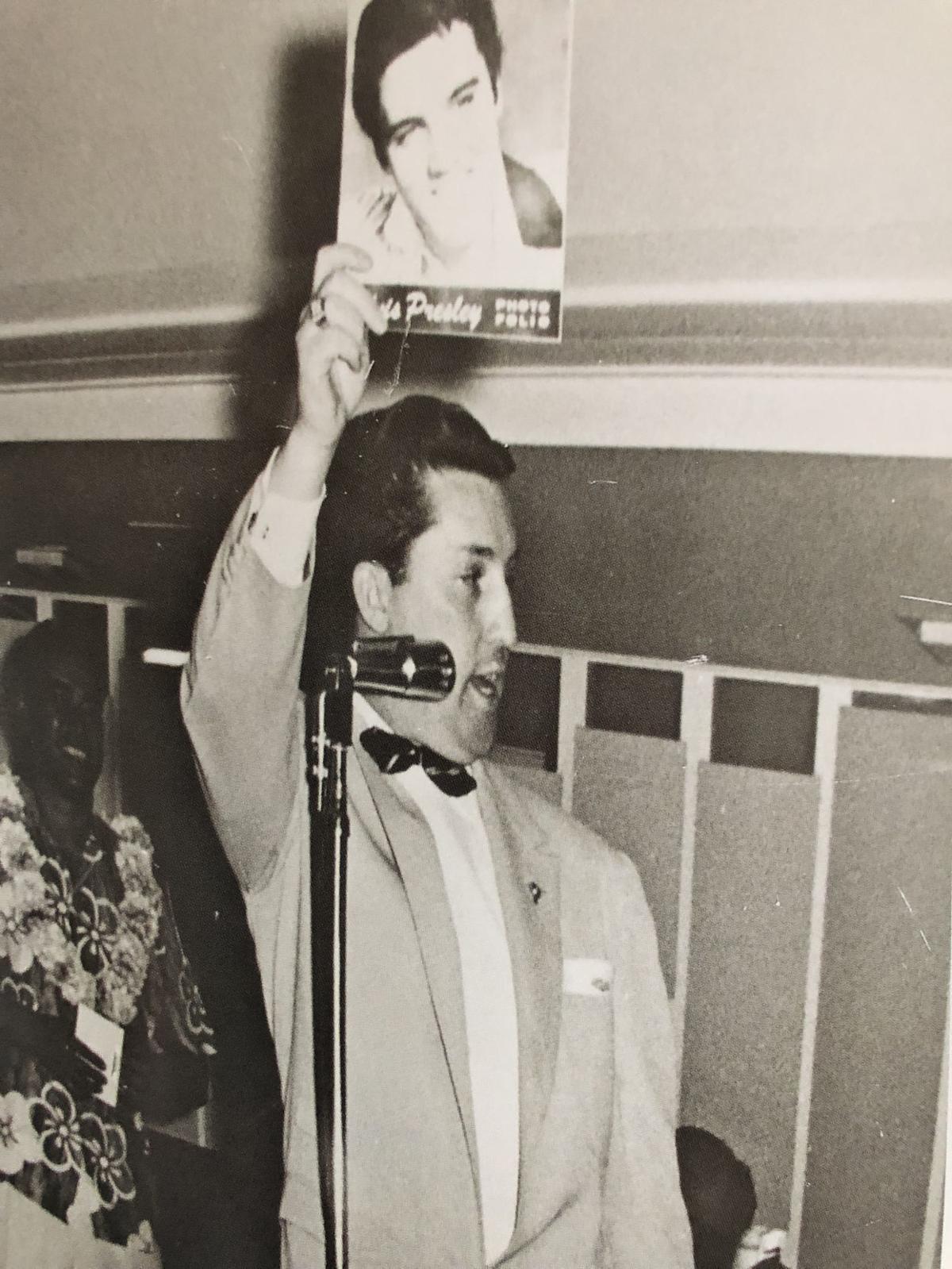 Gray - Elvis