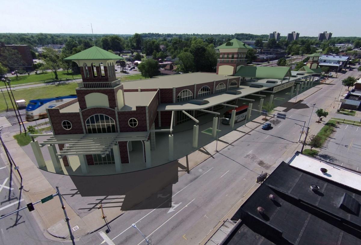 Southern Illinois Multi Modal Station (SIMMS)