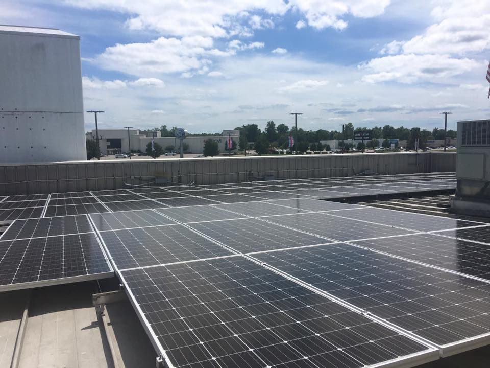 Vogler goes green with solar energy